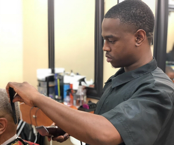 Admissions and Enrollment at Houston Barber School