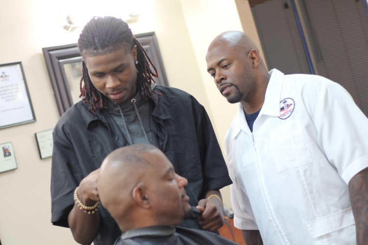 Houston Barber Shcool Financial Assistance