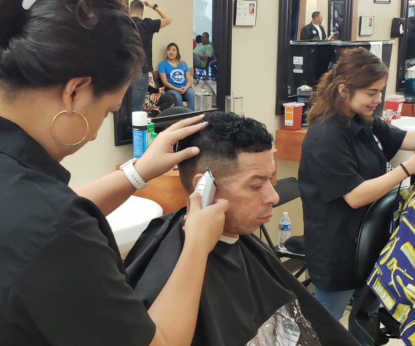 Financial Assistance from Houston Barber School